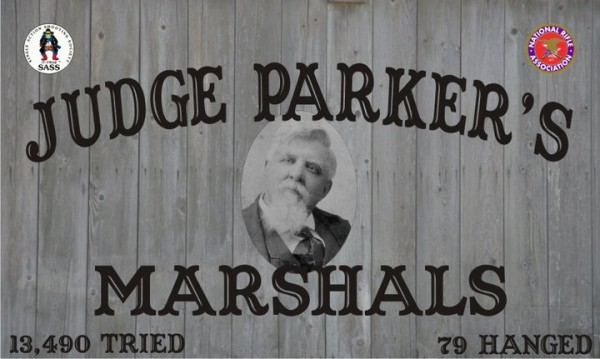 Judge Parkers Marshals Logo