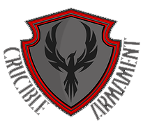 crucible armament Logo